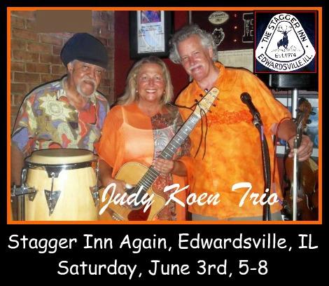 Judy Koen Trio 6-3-17
