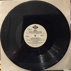 2PAC:I WONDER IF HEAVEN GOT A GHETTO(RECORD SIDE-B)