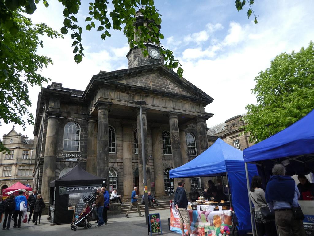 Lancaster City Museum, Market Square, Lancaster