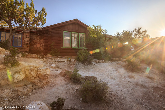 Grand Canyon Cabin