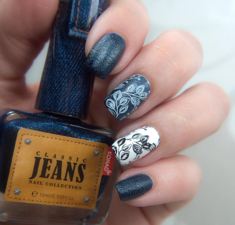 Konad Classic Jeans Mid Night Blue Jeans