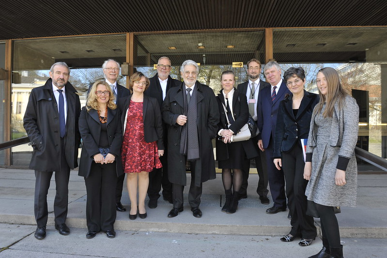 Visit to the Sibelius Museum