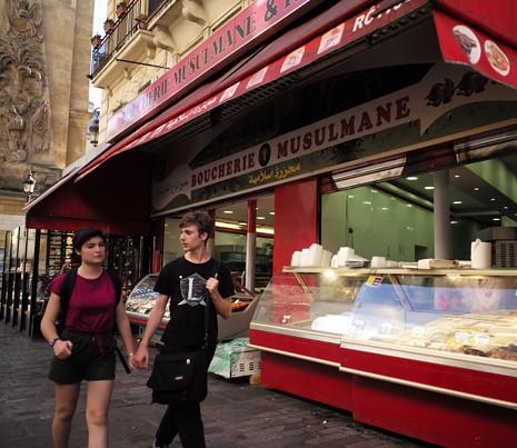 17e23 Barrio Gare de Paris-Nord Boulevard de Magenta Rue du Faubourg-Saint-Denis_0177 variante Uti 465