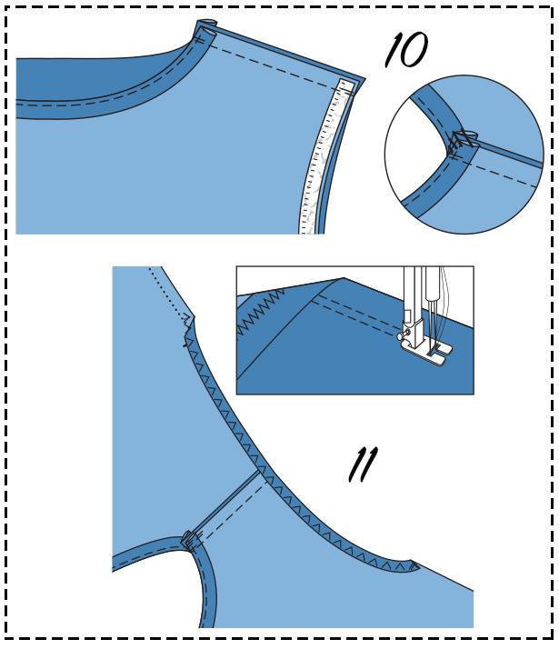 Step 10 11