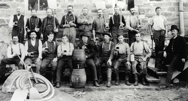Leinenkugel's-Spring-Brewery