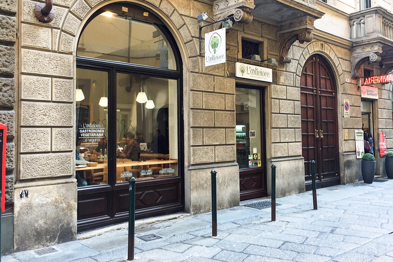 Turin: L'articiocc