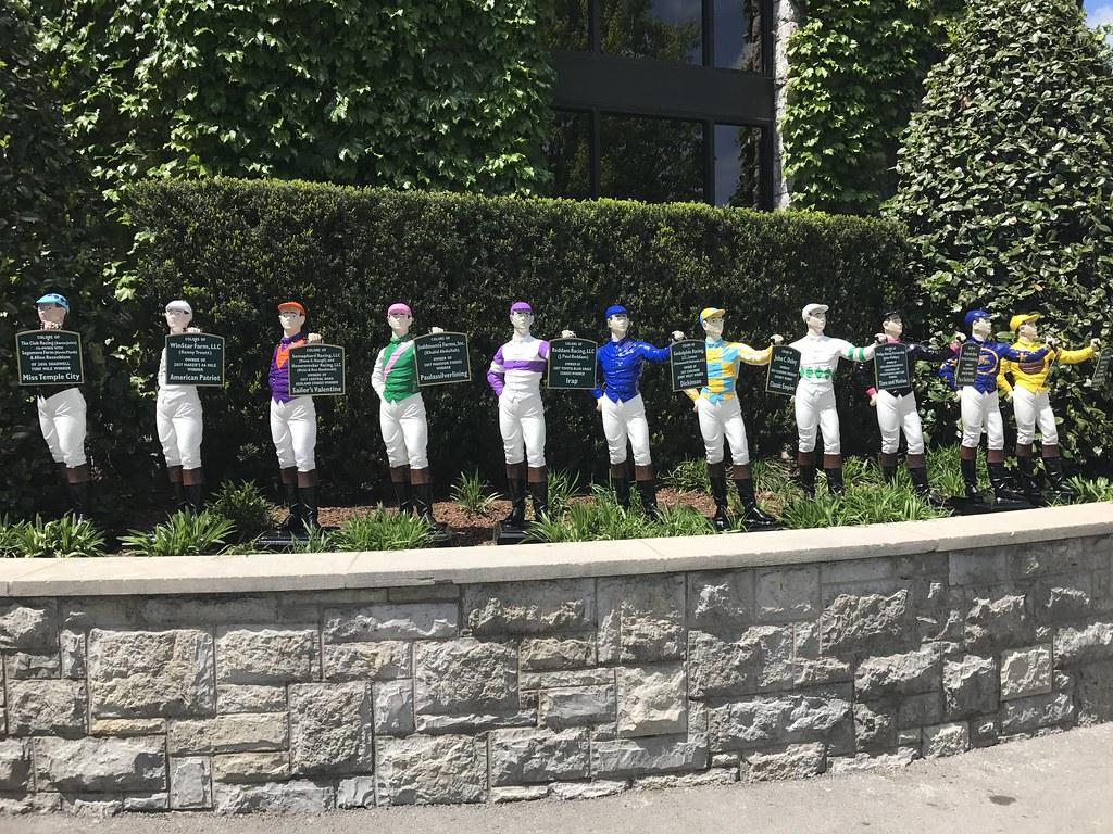 Keeneland Racetrack Winners
