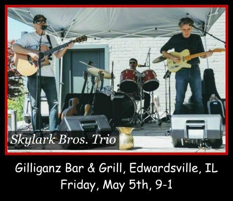 Skylark Bros. Trio 5-5-17