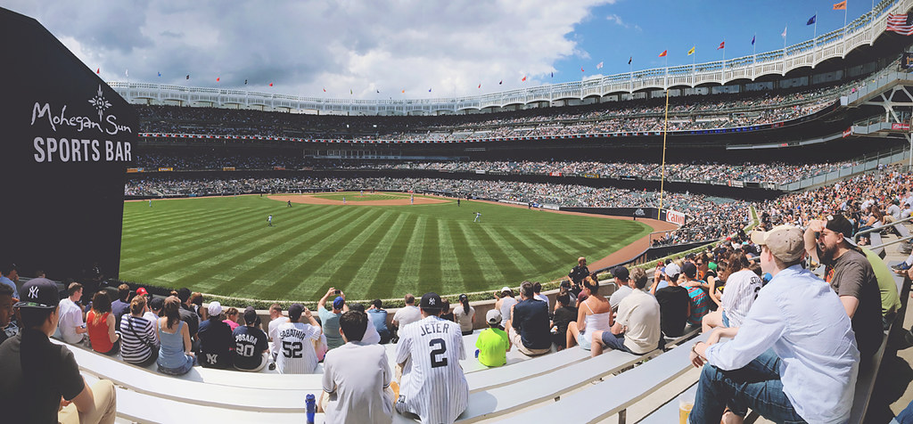 Yankees New York | via It's Travel O'Clock