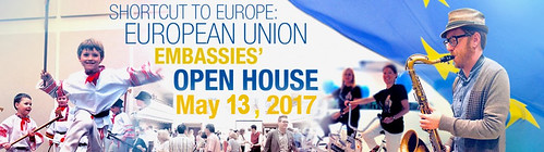 European Union Embassies' Open House