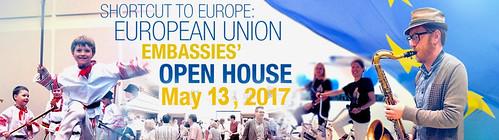 European Union Embassies' Open House