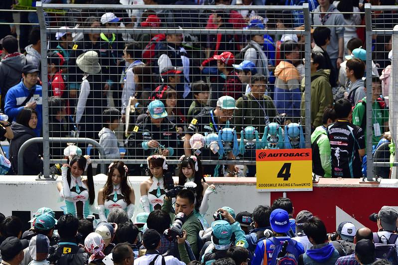 2017 SUPER GT Rd.2 富士スピードウェイ