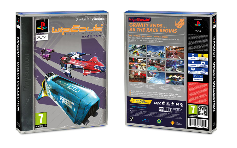 wipeout pre-order