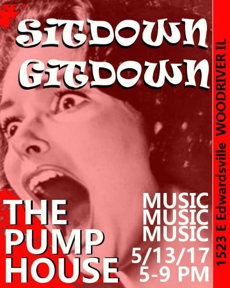 Sitdown Gitdown 5-13-17