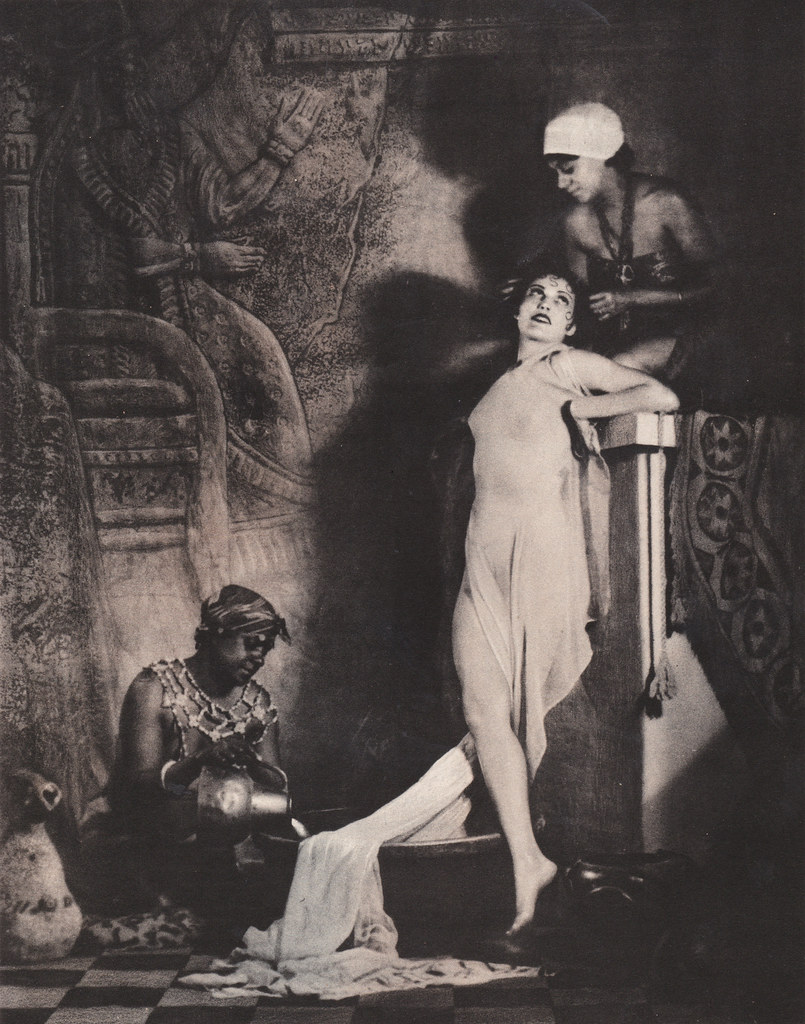 William Mortensen - Jezebel, 1924