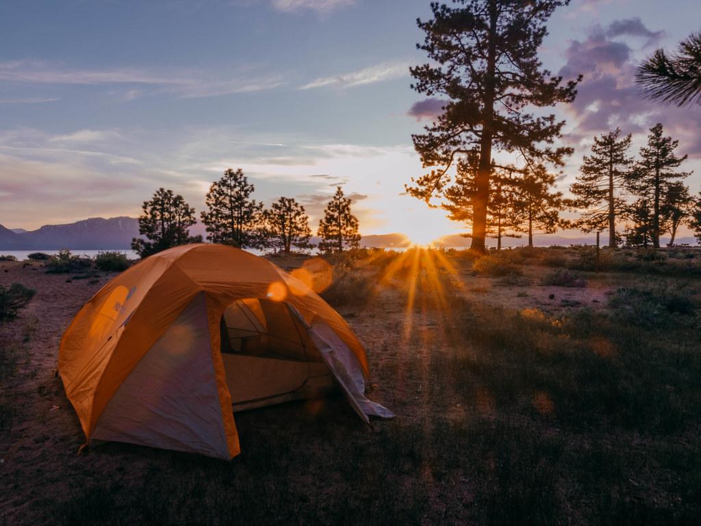 Lake Tahoe Camping-37