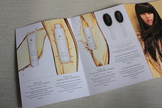 Marula Oil Styling Range