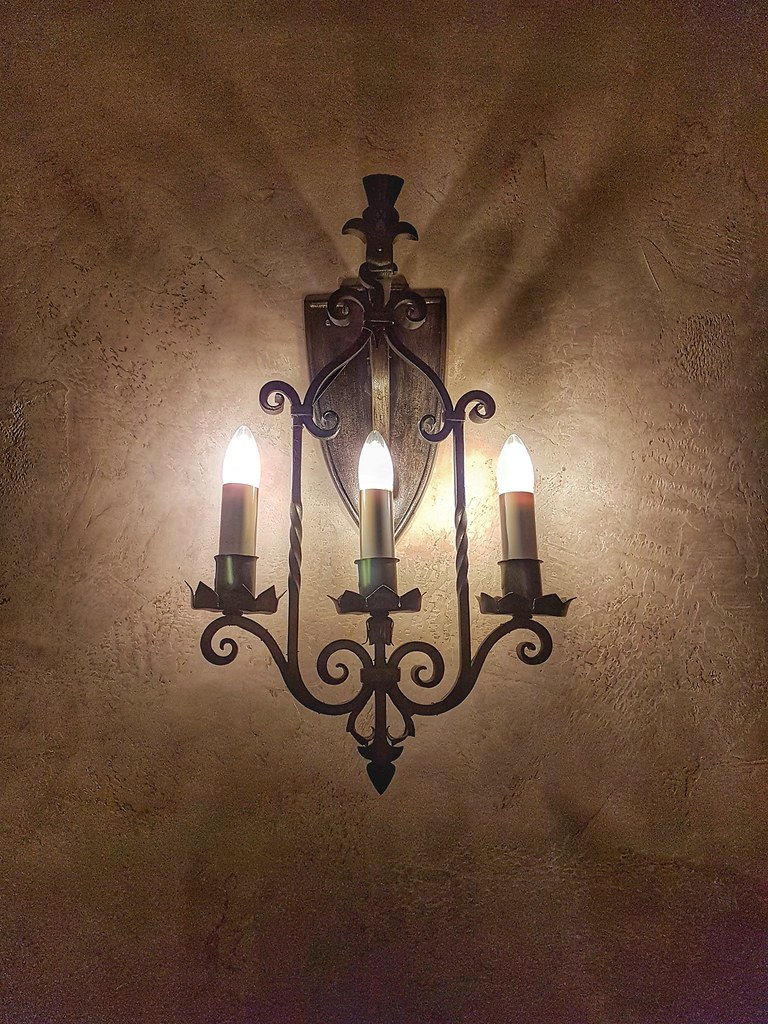 Fairmont Banff Springs Wall Sconce