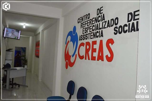 Inauguraçao do CREAS