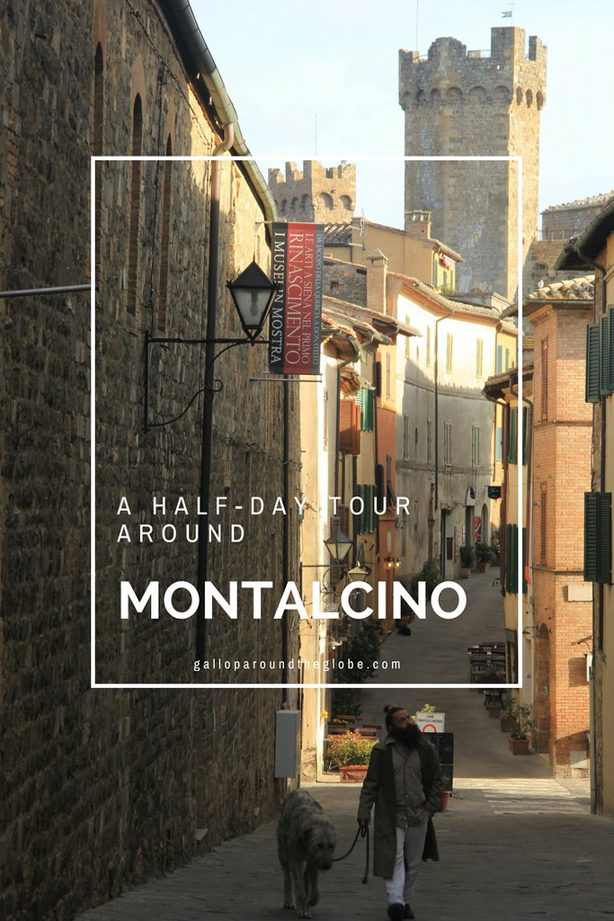 Hill Towns, Monasteries, and Wine Tasting: A Half-Day Tour around Montalcino