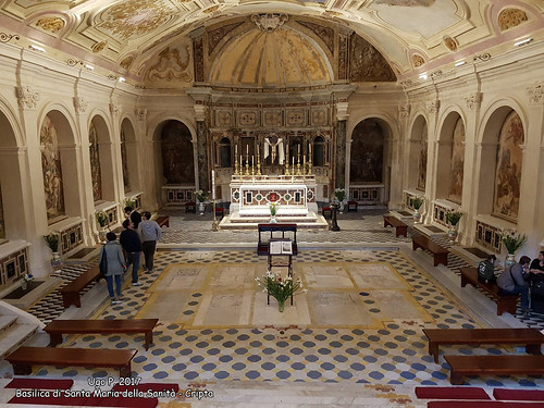 Basilica di Santa Maria della Sanità - Cripta