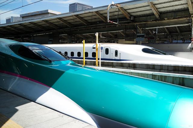 東北新幹線 東京車站