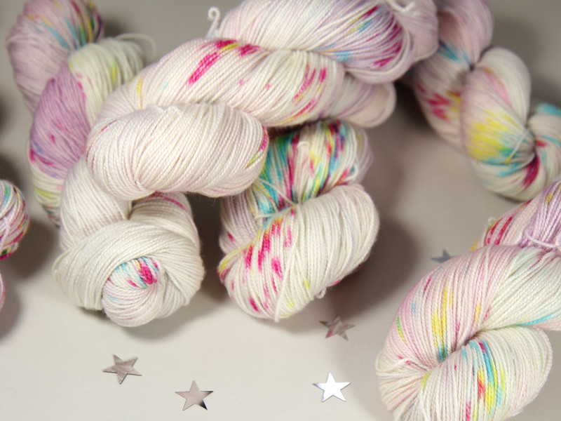 It's a Stitch Up Favourite Sock in 'Magical Unicorn'