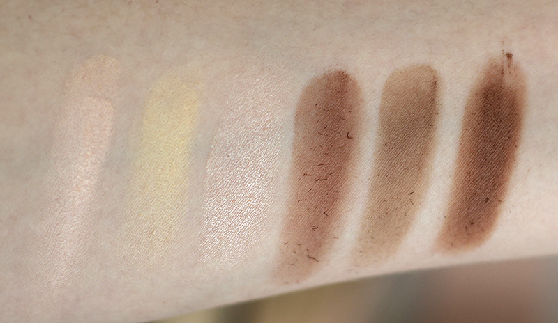 Anastasia Beverly Hills Contour Palette Light to Medium Swatches