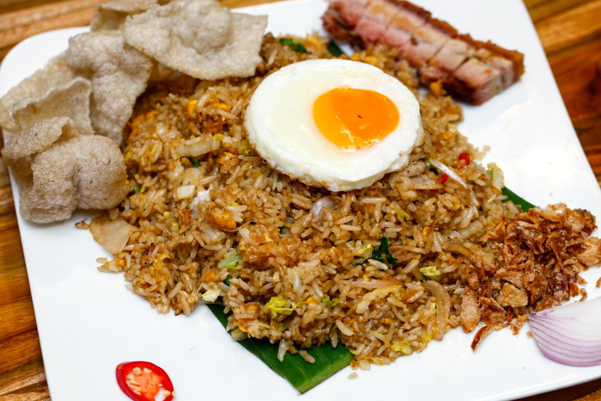 Naughty Nuri's Balinese Nasi Goreng