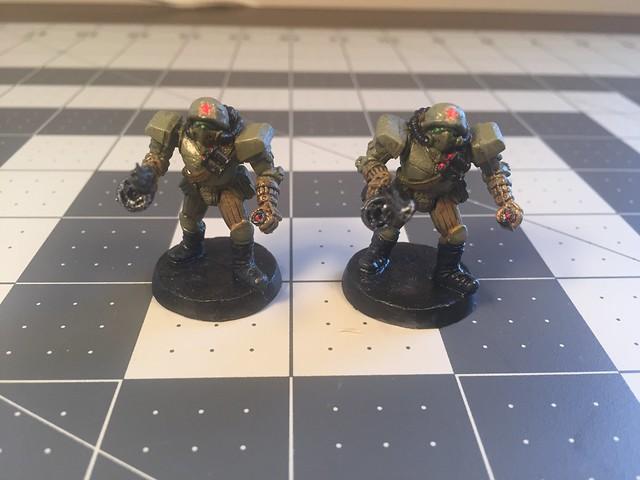 Fantasian Stormtroopers
