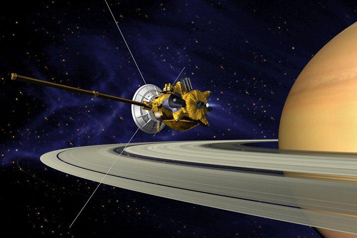 Phi thuyền Cassini , google