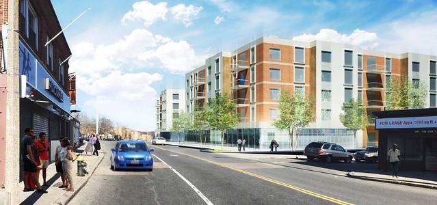 Mattapan-Station-MBTA-Parking-Lot-Mixed-Use-Transit-Oriented-Development-TOD-Project-Residential-Retail-Nuestra-POAH-Development