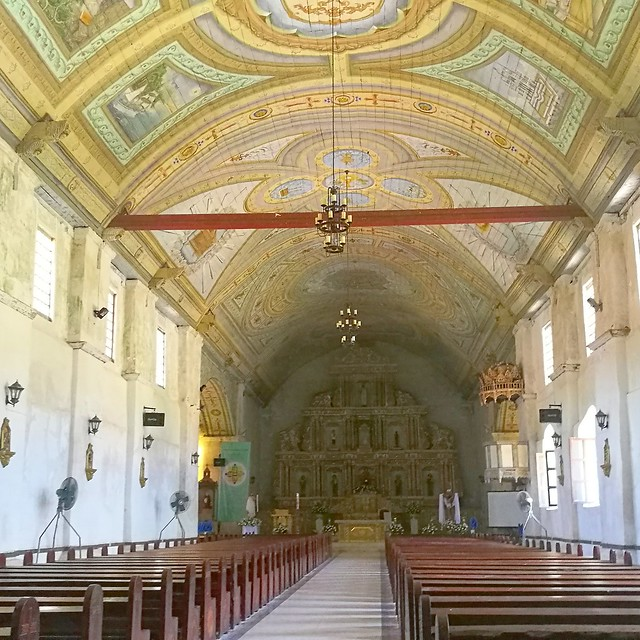 Davao Life In Cebu via AirAsia : Boljoon Church altar - Southern Heritage Tour by the Cebu City Tourism Office IMG_20170516_002654_772