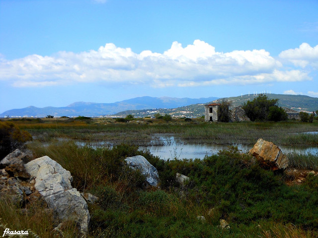 Nature, Samos