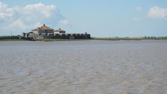 Fort Lupin, croisé en solo