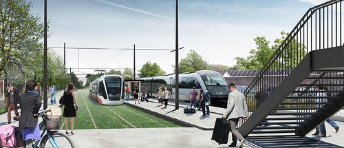 COMSA has been selected to build the Odense tram network (Denmark)