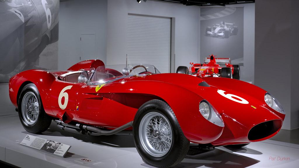 1958 Ferrari 250 Testa Rossa Spyder Petersen Automotive
