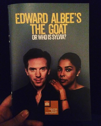 damian lewis and sophie okonedo SLAYED in this brilliant play