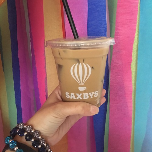 Saxby's Blog Connect | by shades-of-sarah
