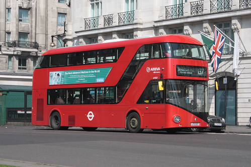 Arriva London LT337 LTZ1337