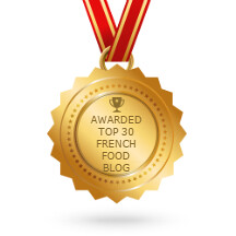 Top 30 French Food Blogs