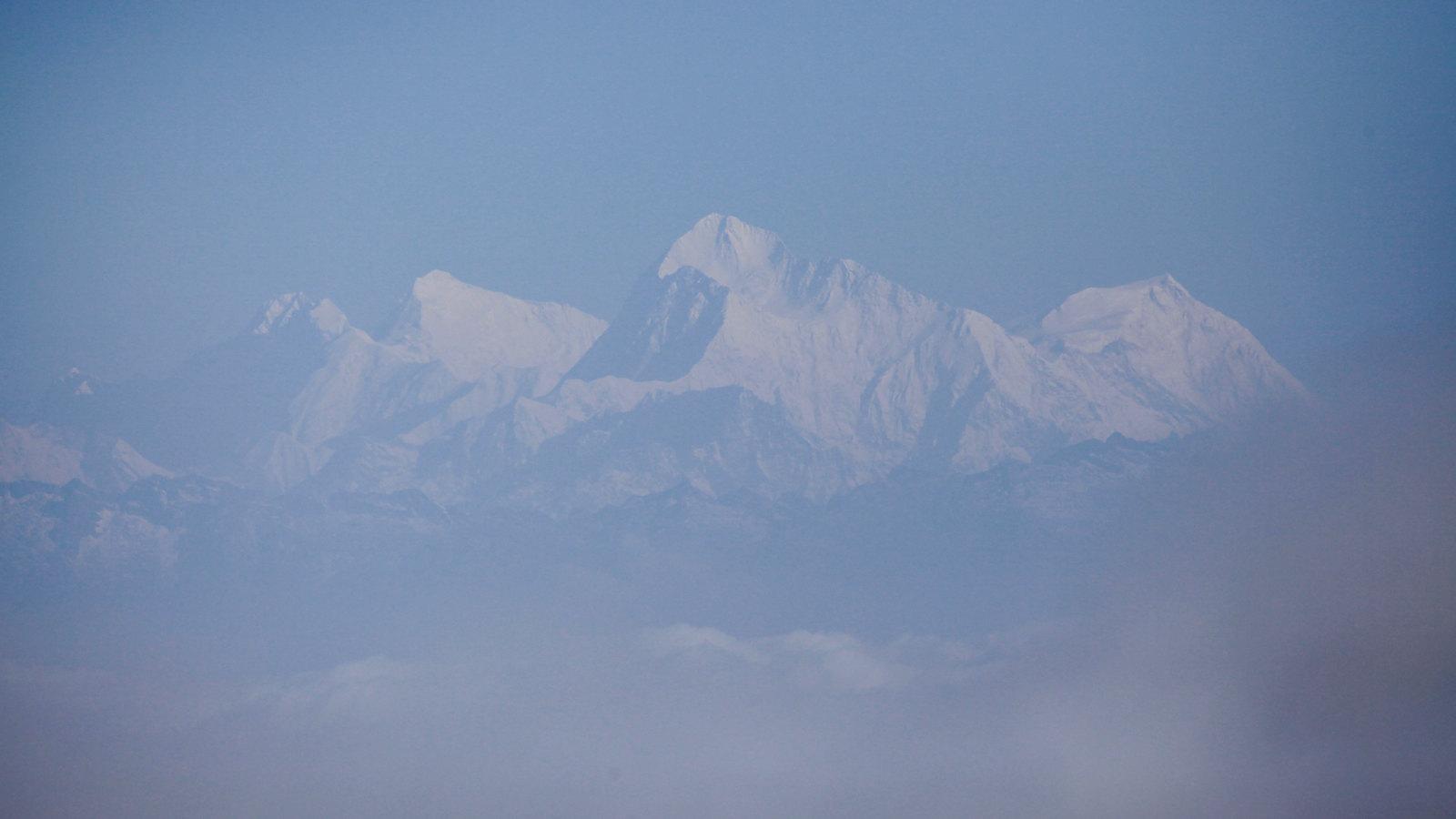 Everest from Sandakphu