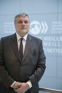 Alar Streimann, Ambassador of Estonia to the OECD | by Organisation for Economic Co-operation and Develop