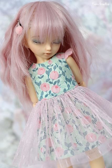 yumistudio_Pink_green_dress_4