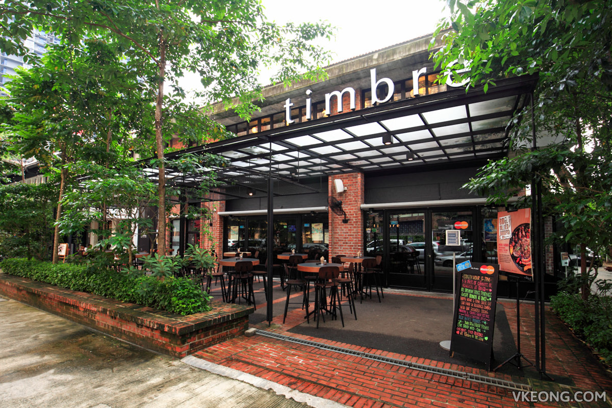 Timbre Restaurant KL The Row