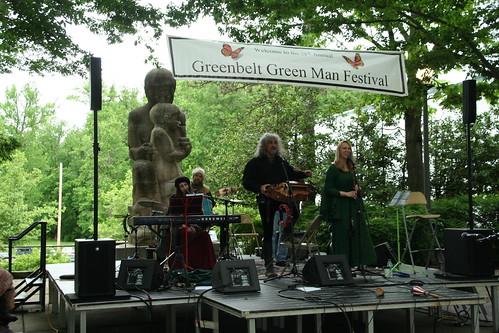 2017 Greenbelt Green Man Festival
