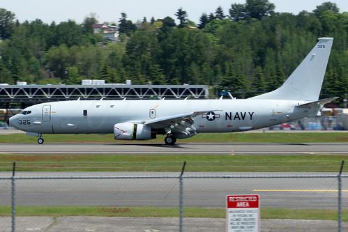 Boeing P-8A Poseidon US Navy 169325 LN6132