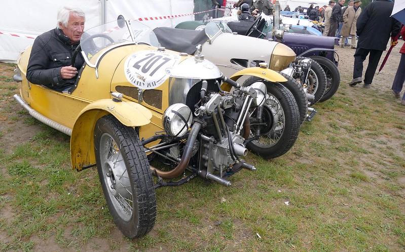 Morgan TX JAP jaune d'oeuf - Vintage Revival Linas Montlhéry 07 Mai 2017 34528939856_e16fab8550_c