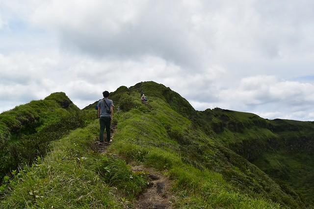 八丈富士・お鉢巡りハイキング