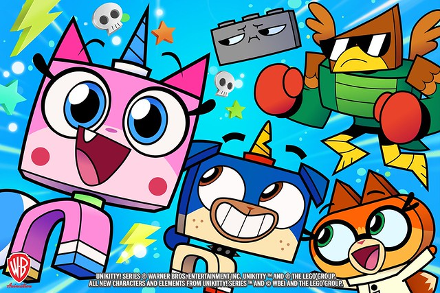 Cartoon Network LEGO Unikitty TV Series